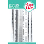 Avery Elle - Clear Acrylic Stamps - Indigo