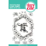 Avery Elle - Clear Acrylic Stamps - Blooming