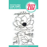 Avery Elle - Clear Acrylic Stamps - Magnolia