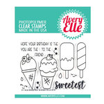 Avery Elle - Clear Acrylic Stamps - Sweetest