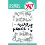 Avery Elle - Christmas - Clear Photopolymer Stamps - Peaceful Pines