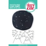 Avery Elle - Clear Photopolymer Stamps - Starry Scene
