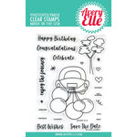Avery Elle - Clear Photopolymer Stamps - Journey