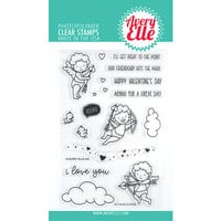 Avery Elle - Clear Photopolymer Stamps - Cupids