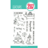 Avery Elle - Clear Photopolymer Stamps - Hot Dog