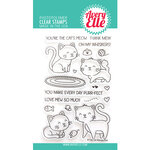Avery Elle - Clear Photopolymer Stamps - Whiskers