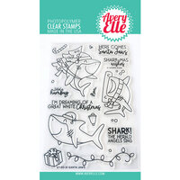 Avery Elle - Clear Photopolymer Stamps - Christmas - Santa Jaws