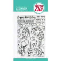 Avery Elle - Clear Photopolymer Stamps - A Head Above