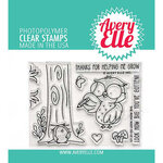 Avery Elle - Clear Photopolymer Stamps - Look How Big
