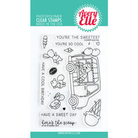 Avery Elle - Clear Photopolymer Stamps - Sweet Day