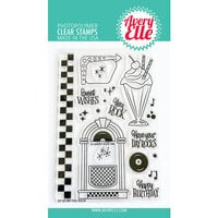 Avery Elle - Clear Photopolymer Stamps - You Rock