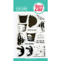 Avery Elle - Clear Photopolymer Stamps - Layered Ice Cream
