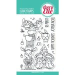Avery Elle - Clear Photopolymer Stamps - Christmas Critters