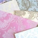 Anna Griffin - Flocked Cardstock Kit