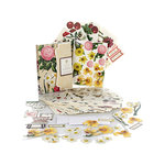 Anna Griffin - Decoupage Kit - Flower Pot