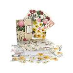 Anna Griffin - Decoupage Kit - Flower Pot