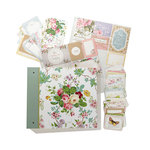 Anna Griffin - Decorative Scrapbook - Amelie