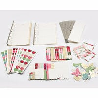 Anna Griffin - Planner - Daily Planner Address Page and Embellishment Pack
