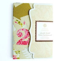 Anna Griffin - Perfectly Printed Vellum Stickers