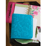 Anna Griffin - Planner Complete Kit - Jan. 2017 to June 2018 - Turquoise