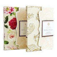 Anna Griffin - Embellishments - Floral Decoupage Die Cuts