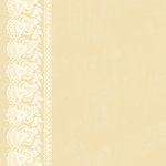 Anna Griffin - Cecile Collection - 12 x 12 Paper - Fleur Tobacco, CLEARANCE