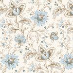 Anna Griffin - Calisto Collection - 12 x 12 Paper - Jacobean
