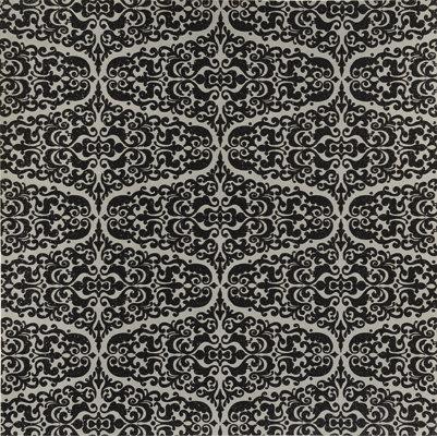 Anna Griffin - Esmerelda Collection - Halloween - 12 x 12 Glittered Paper - Wallpaper