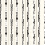 Anna Griffin - Willow Collection - 12 x 12 Paper - Stripe Black