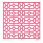 Anna Griffin - Palmer Collection - 12 x 12 Designer Die Cut Paper - Pink