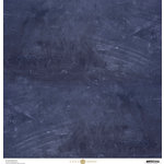 Anna Griffin - Madison Collection - 12 x 12 Paper - Chalkboard - Navy