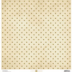 Anna Griffin - Madison Collection - 12 x 12 Paper with Foil Accents - Stars