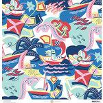 Anna Griffin - Seafarer Collection - 12 x 12 Paper - Regatta