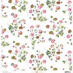 Anna Griffin - Charlotte Collection - 12 x 12 Paper - Bouquet