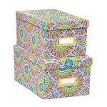 Anna Griffin - Geofabulous Collection - Nesting Boxes - Set of Two