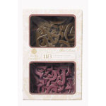 Anna Griffin - Flora Collection - Chipboard Stickers - Alphabet, CLEARANCE