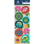Anna Griffin - Gabbie Collection - 3 Dimensional Stickers - Art