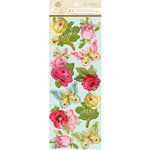 Anna Griffin - Rose Collection - 3 Dimensional Stickers - Art