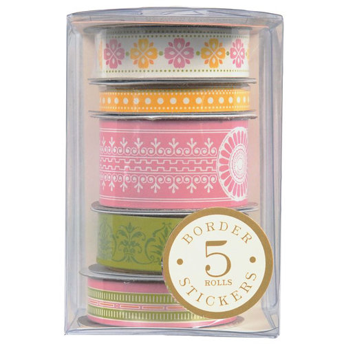 Anna Griffin - Carmen Collection - Border Stickers