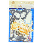 Anna Griffin - Willow Collection - Foil Die Cut Pieces