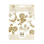 Anna Griffin - Cardstock Stickers - Gold Foil