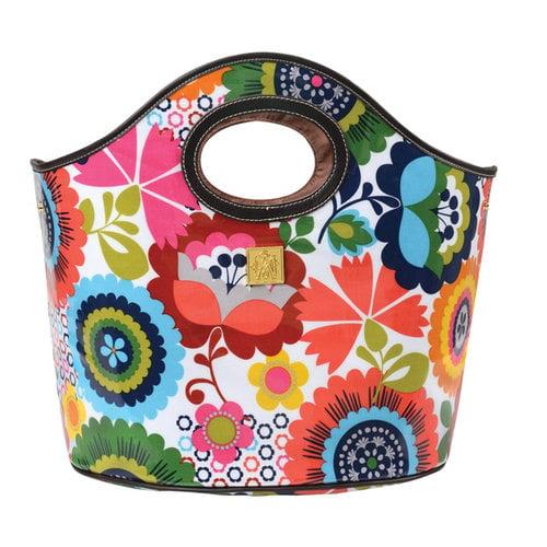 Anna Griffin - Gabbie Collection - Bucket Tote - Serendipity