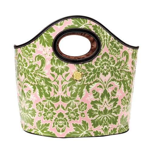 Anna Griffin - Olivia Collection - Bucket Tote - Acanthus