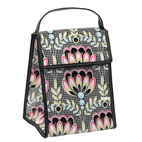 Anna Griffin - Eleanor Collection - Lunch Tote Lotus