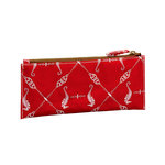 Anna Griffin - Seafarer Collection - Pencil Case - Ocean Rider Red