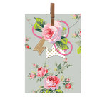Anna Griffin - Treat Bags - Grace Blue Floral