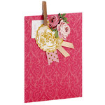 Anna Griffin - Treat Bags - Pink Tonal