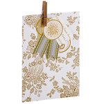 Anna Griffin - Treat Bags - Gold Tonal