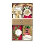 Anna Griffin - Christmas - Tags - Traditional