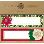 Anna Griffin - Christmas - 3 Dimensional Gift Labels - Traditional